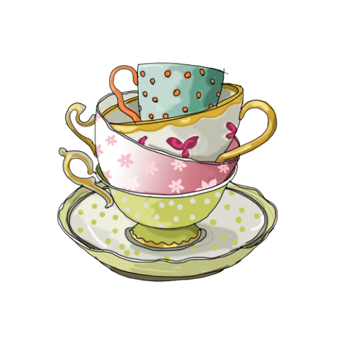 High Tea Cakes Images